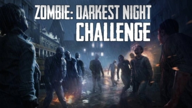 PUBG mobile Darkest Night zombies guide
