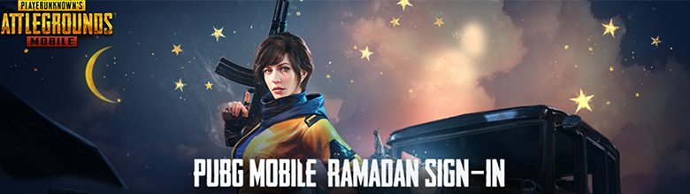 PUBG Mobile Ramadan Event Rewards - Full Log-In Reward List