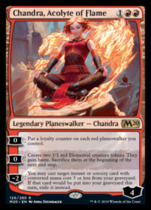 Chandra Acolyte Of Flame