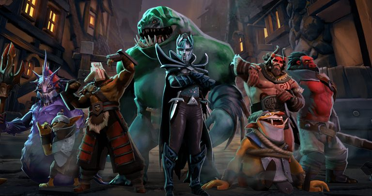 Dota Underlords Update Patch Notes – Valve Tones Down the Knights