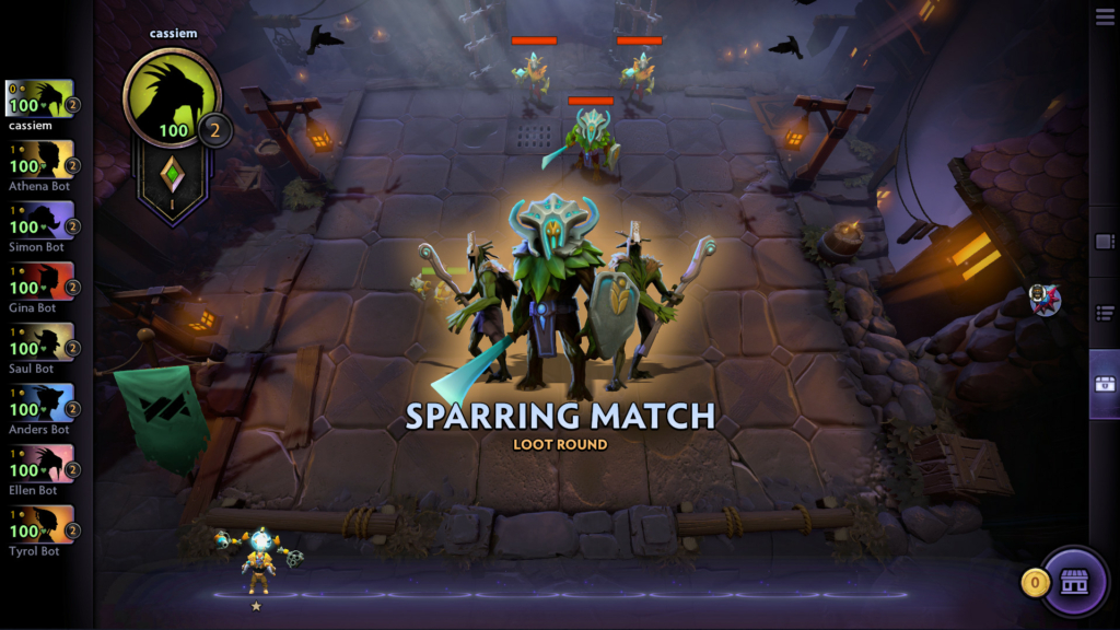 Dota Underlords Update Patch Notes – Valve Tones Down the
