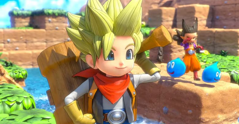 Dragon Quest Builders 2 E3 2019 Demo 1