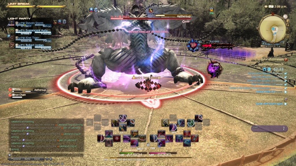 Dungeon Guide Holminster Switch FF14