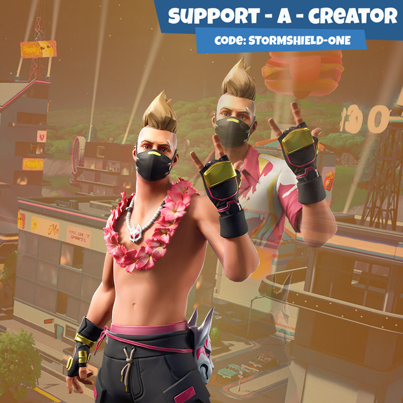 Is the Leaked Fortnite Summer Drift a Skin or a Style for Drift?