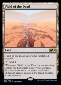 MTG Field of the Dead