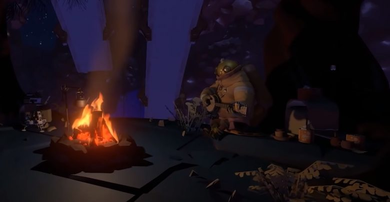 Outer Wilds Camp
