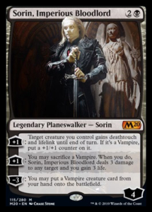 Sorin Imperious Bloodlord