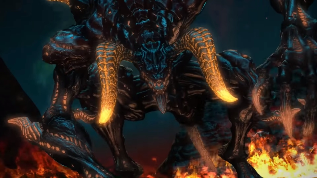 FF14 Ifrit Trial
