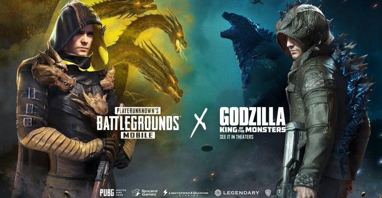PUBG Mobile Godzilla Event Guide - How To Unlock Skins, Pans, And Guns