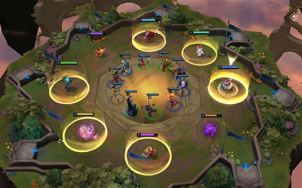 Teamfight Tactics Strategy Tips 12 Things Tft Doesn T