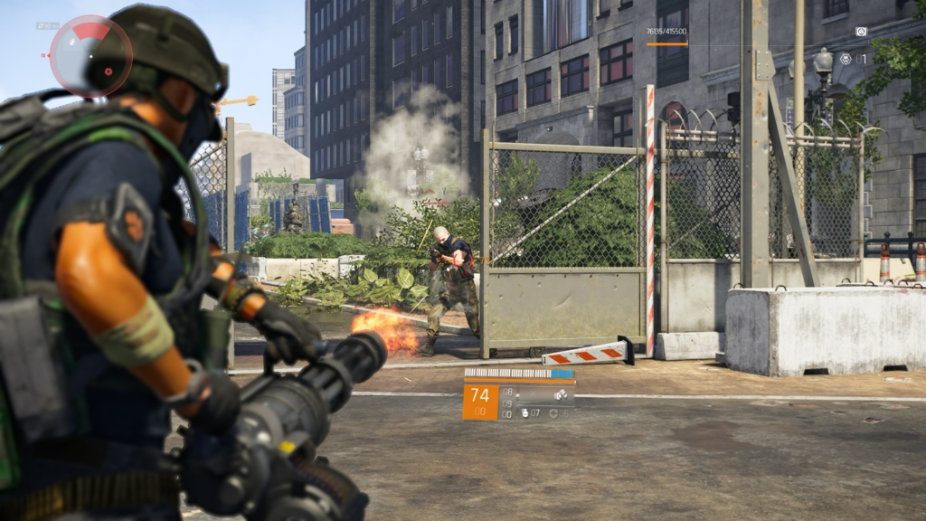 Division 2 Gunner Guide: Tips, Build, & Loadout Recommendations