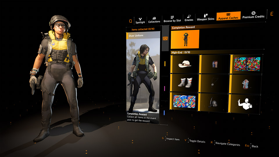 The Division 2 Apparel Event Guide: Heat Wave Outfits, Event