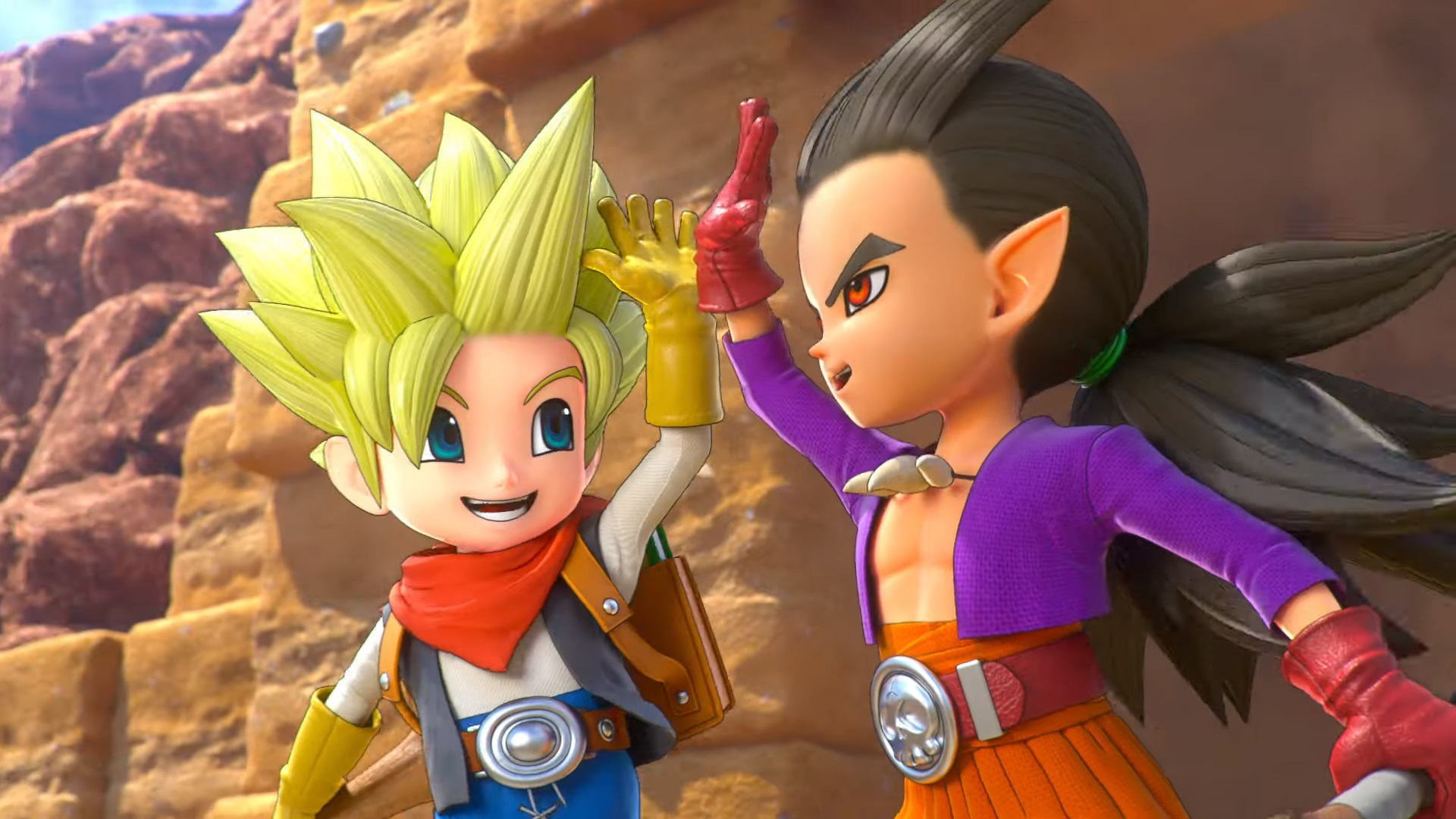 Dragon Quest Builders 2 Monster Recruitment Guide: Review Impressions: Dragon Quest Builders 2 Is A Nearly