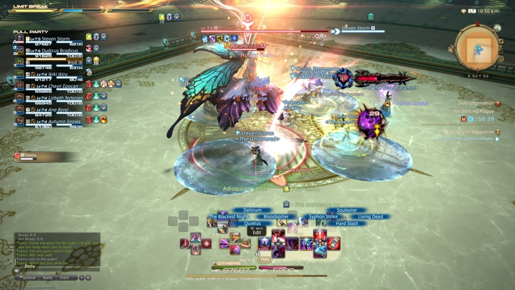 Titania (Normal): FF14 The Dancing Plague Trial Guide - Strategy & Tips