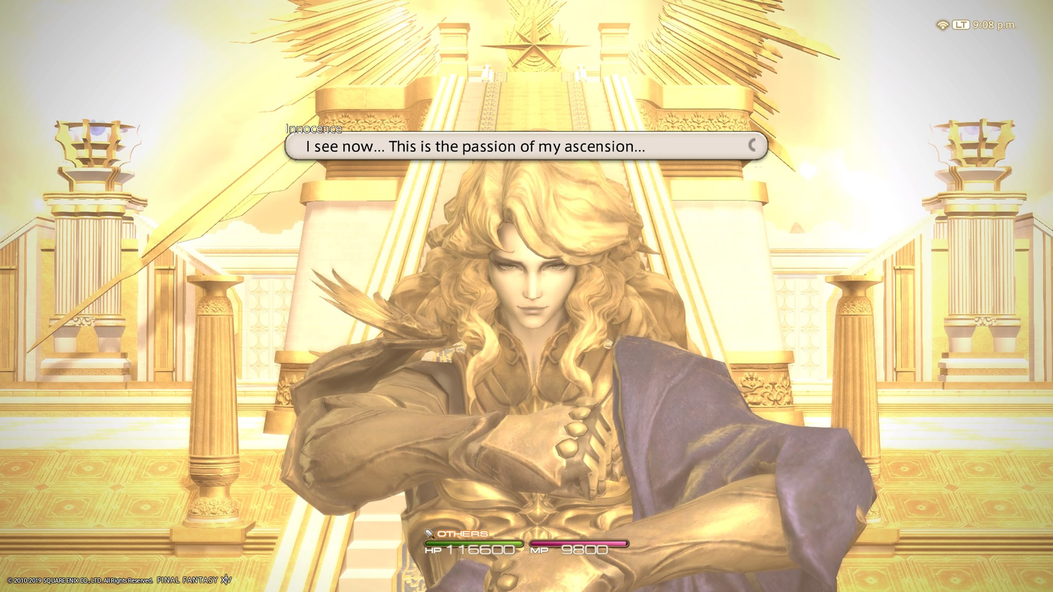 Innocence (Normal): FF14 Crown of the Immaculate Trial Guide