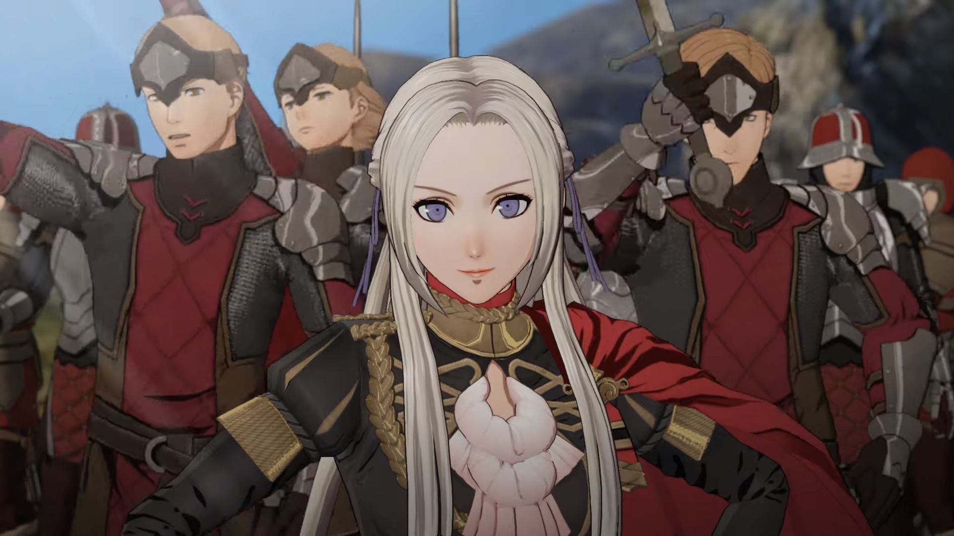 Fire Emblem Three Houses All Gay Romance Options Explained
