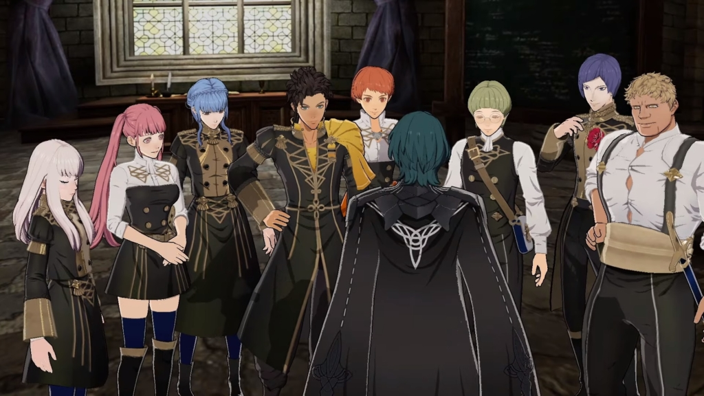 Fire Emblem Three Houses Which House