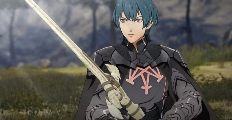 Fire Emblem Three Houses Male Byleth