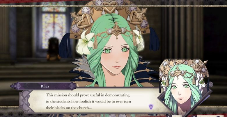 Fire Emblem Three Houses Review