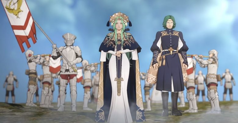 Fire Emblem Three Houses Training Grounds