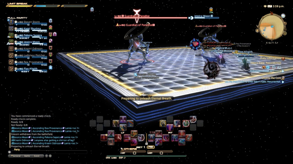Resurrection (Normal): FF14 Eden's Gate Raid Guide – Strategy & Tips
