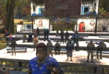 Inside the Bunnyhood of Steel, Fallout 76's Roleplaying