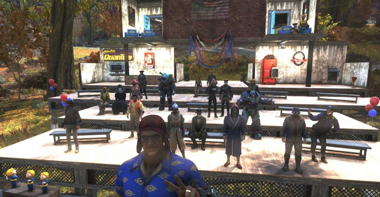 Fallout 76 Has Its Very Own Happy Home Academy