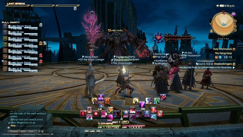 Hades (Normal): FF14 The Dying Gasp Trial Guide - Strategy & Tips