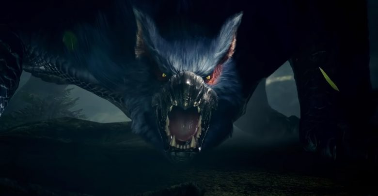 Monster Hunter World Iceborne Nargacuga