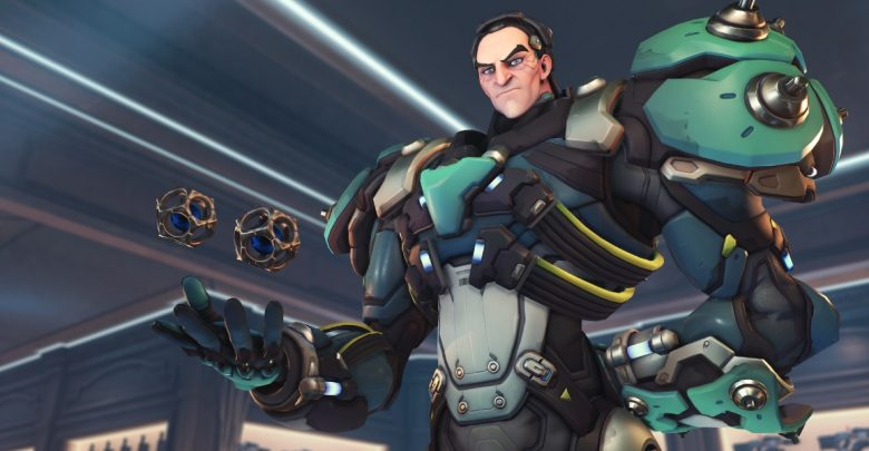 New Hero Sigma Added to Overwatch PTR — Sigma Abilities