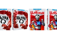 Ultraman Ultra Q Bluray Box Art