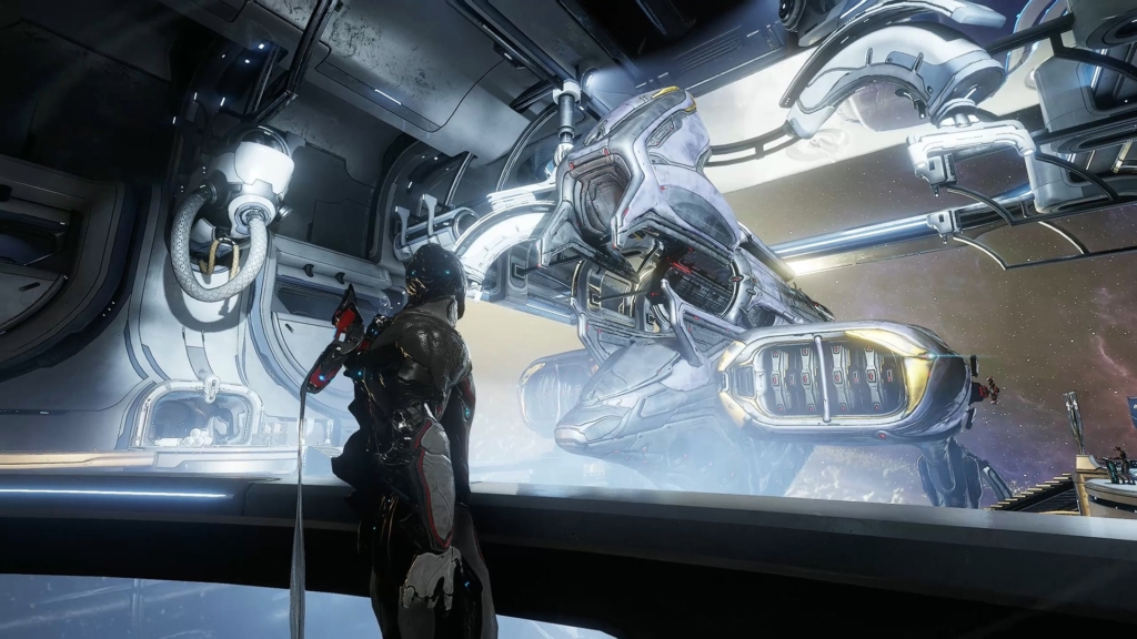 Warframe Railjack Empyrean