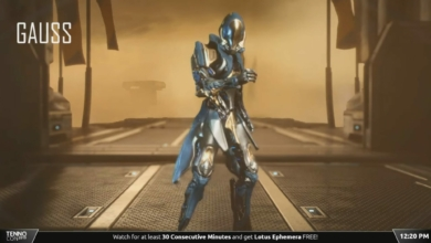Photo of Gauss Guide: Warframe Unlock, Farm, Release Date & Abilities