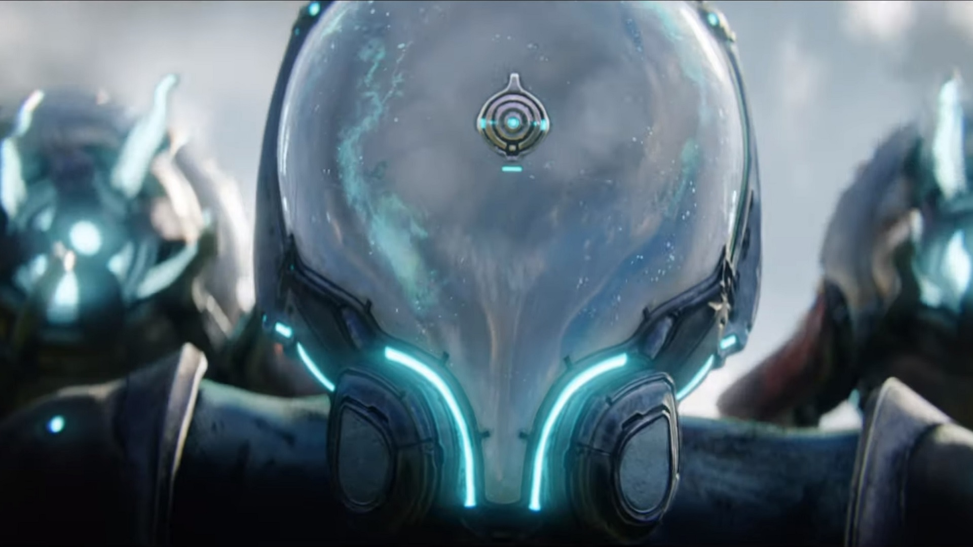 Warframe New Intro