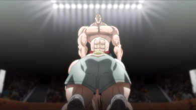 """Photo of BAKI is """"Guys Being Dudes"""": The Anime"""