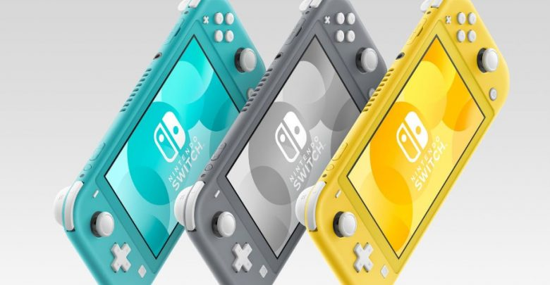 Nintendo Switch Lite is Real, Small, and Coming Soon