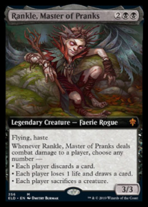 mtg rankle master of pranks