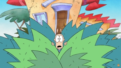 Photo of Rocko's Modern Life: Static Cling Finally Arrives Aug. 9