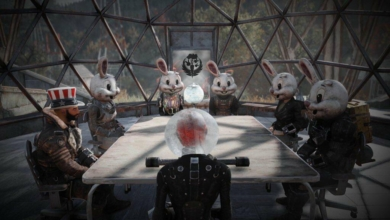 Photo of Inside the Bunnyhood of Steel, Fallout 76's Roleplaying Rabbit Gang
