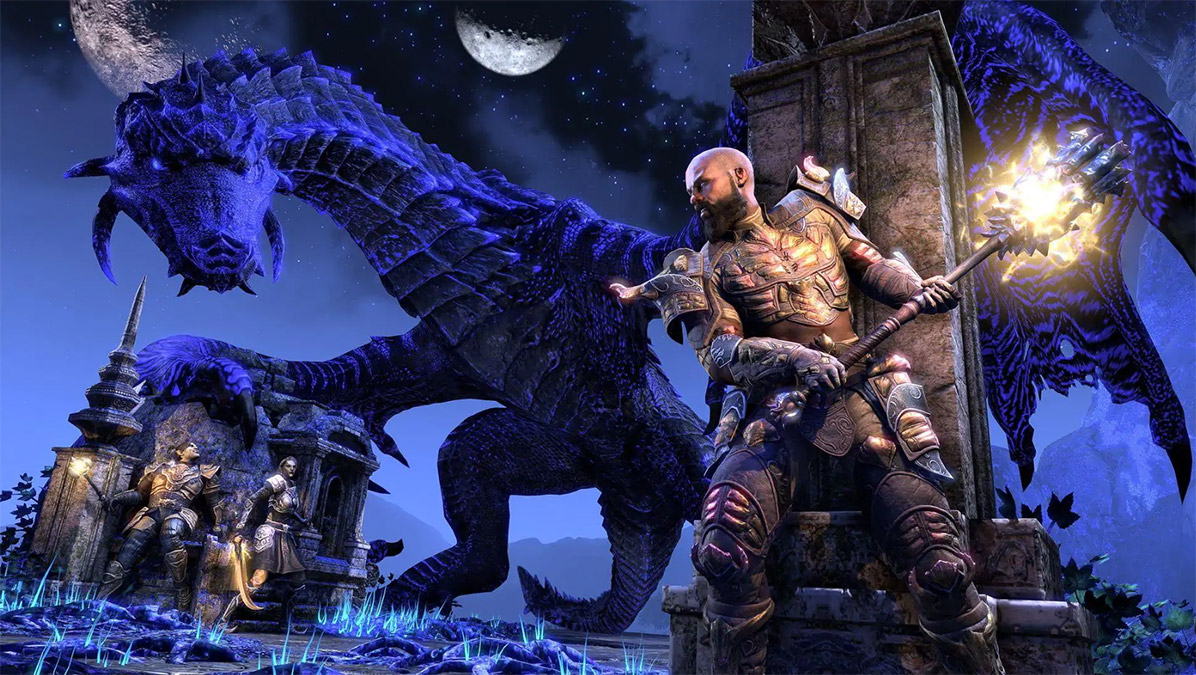ESO Update 23 Patch Notes - New Scalebreaker Sets, Dungeons
