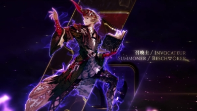 FF14 Summoner Guide Shadowbringers