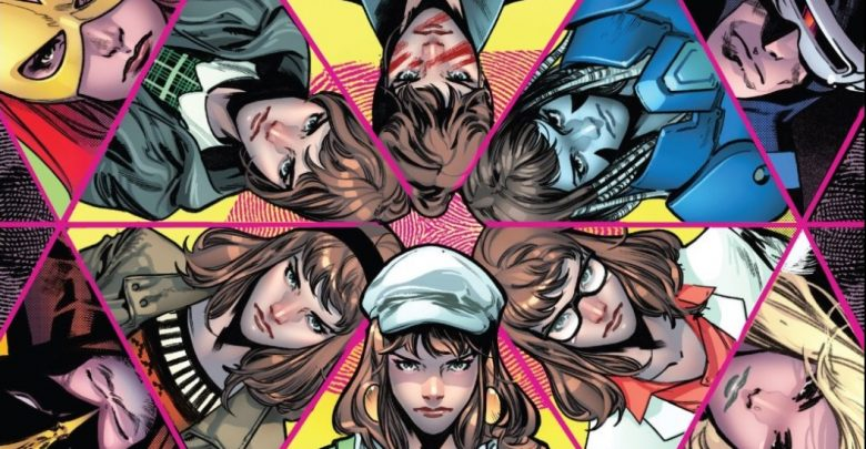 House of X 2 Cover