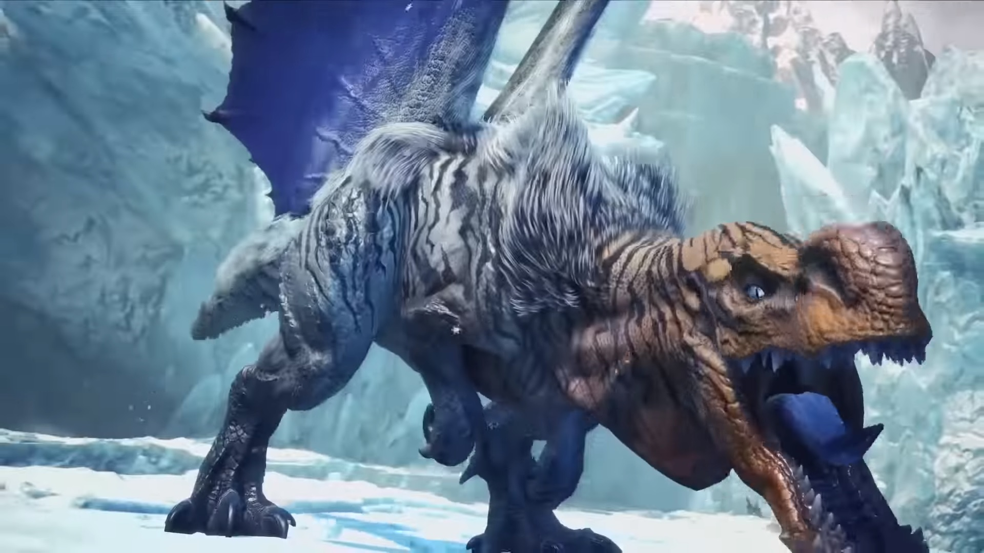 Every New Monster In Monster Hunter World Iceborne So Far