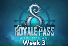 PUBG Mobile Season 8 Royale Pass week 3 mission guide