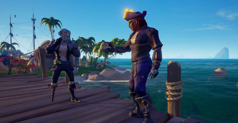 Sea of Thieves Dark Relics Patch Notes