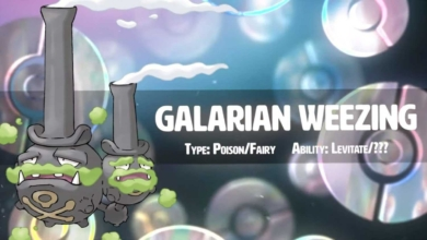 Photo of Galarian Weezing, Pokemon Jobs and More Revealed for Sword and Shield