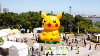 Photo of A Photographic Guide to the 6 Coolest Things at Pokemon Go Fest Yokohama