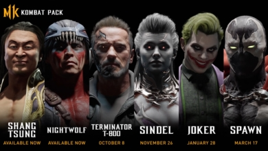 Photo of Joker and the Terminator Are Coming to Mortal Kombat 11
