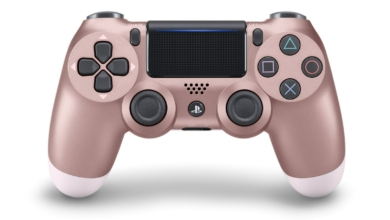 Photo of Rose Gold (And Other, Inferior Colors) Coming to Dual Shock 4 Lineup