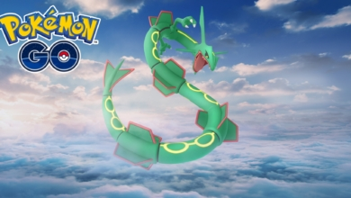 Shiny Rayquaza Raid Guide